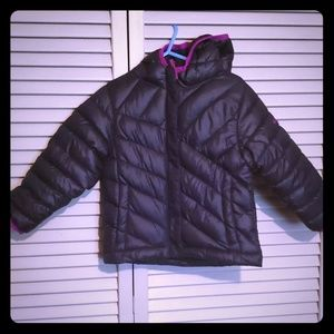 Toddler Girls Columbia puff winter jacket